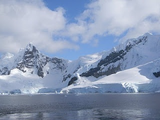 Ed and I wanted something that would be the trip of a lifetime for our 10th anniversary.  Our cruise to Antarctica was all that and then some.  It is the most amazing place ever and a truly awe (and tear) inspiring experience.
