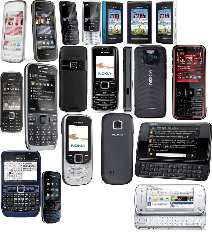some nokia brend phone..
