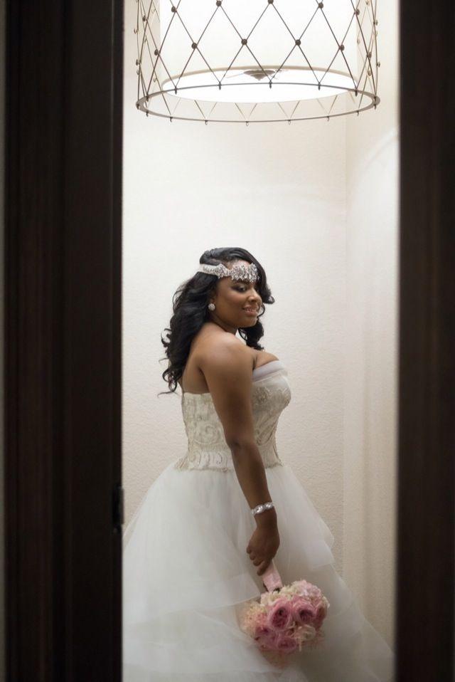 Munaluchi Bride Magazine | Haitian Wedding | Bride | Real Weddings