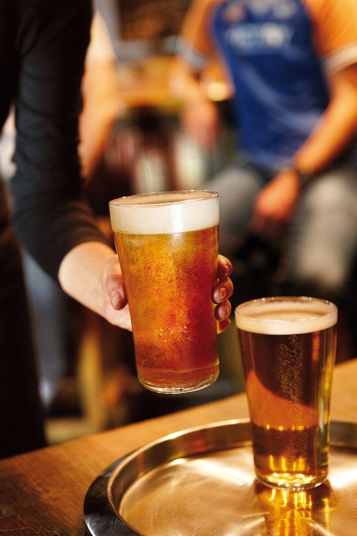 Vasos para cerveza Ultimate Pint. Descubre los vasos de cerveza más resistentes y seguros para hostelería