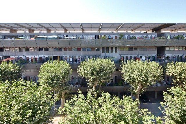 A&EB 02. Jean Nouvel > Nemausus, Nïmes   HIC Arquitectura