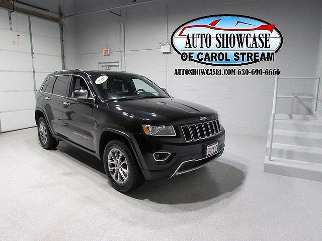 1C4RJFBG8FC610754 | 2015 Jeep Grand Cherokee Limited Edition for sale in Carol Stream, IL