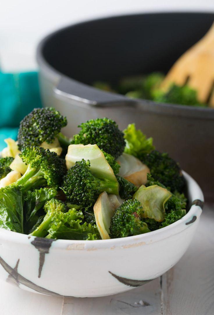 Panda express super greens copycat recipe a spicy
