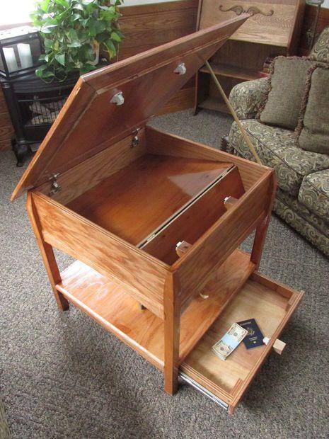 1000 Ideas About Secret Compartment Box On Pinterest