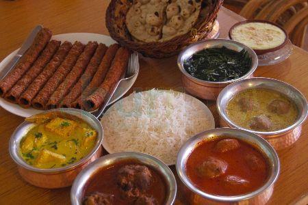The Exotic Kashmiri Cuisine