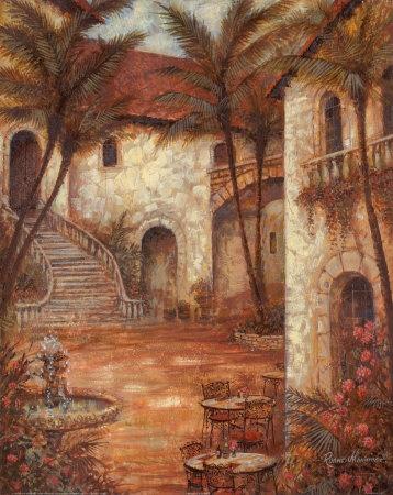 """Romantic Shadows"" by Ruane Manning (Art)"