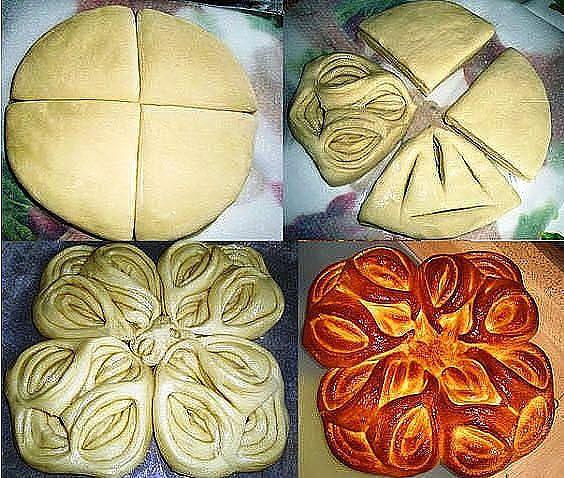 шикарное оформление пирогов рецепт и примеры приготовления,