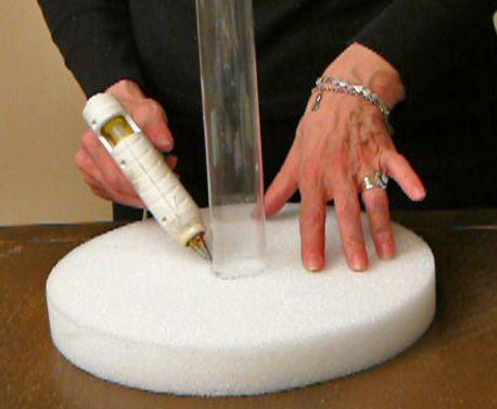 basketball banquet centerpieces | Flexible Plastic Centerpiece Tubes ABnCParties Glue Tube – Party ...