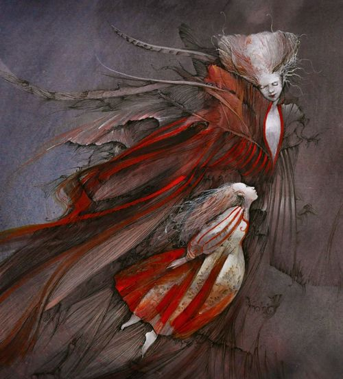 made by: Anne Bachelier (French artist and illustrator)