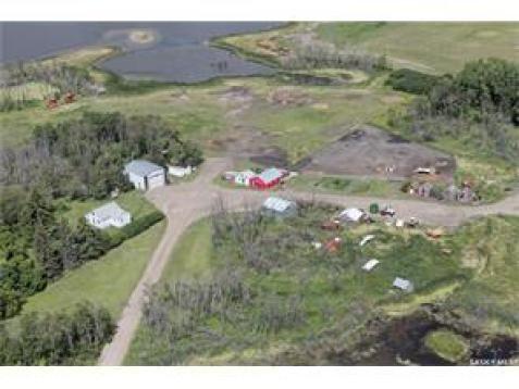 Province: Saskatchewan  Farm Type: Grain  Total Acreage: 318.75  #Findyourdreamproperty