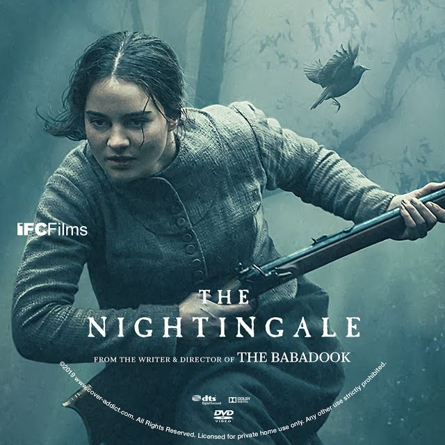 The Nightingale DVD Label | Dvd label, Dvd, Movie blog