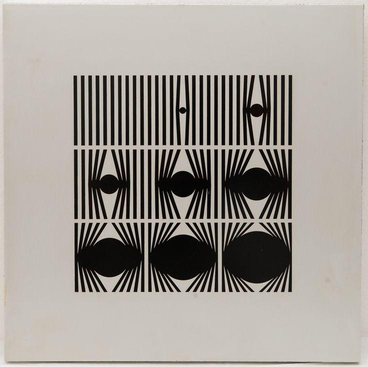 Marcello Morandini, ''Tensioni Progressive; legno e alluminio;  30 esemplari