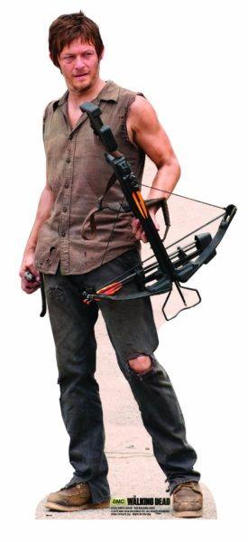 Lifesize Standup of Daryl Dixon  #TheWalkingDead #DarylDixon #NormanReedus