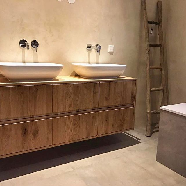 Plannen voor een nieuwe badkamer  Wij maken ook prachtige badmeubels van  massief eikenhout     Oak Bathroom FurnitureFurniture Design. 25  best Oak bathroom furniture ideas on Pinterest   Bathroom