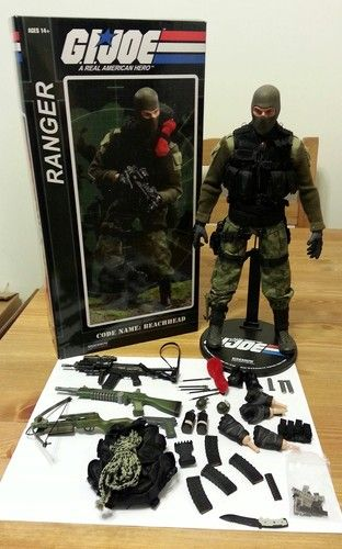 Sideshow Toys GI-Joe BEACHHEAD 1/6 Scale Military Figure Cobra Gijoe