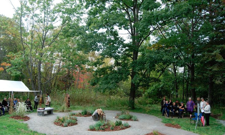 CSS volunteers honoured with commemorative garden