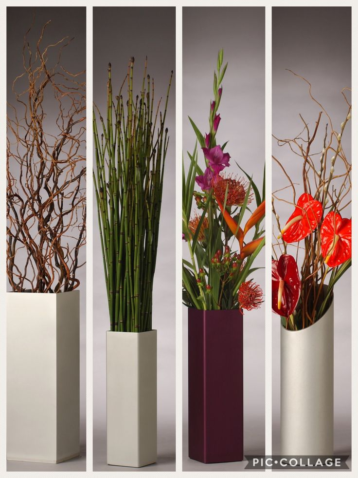Extrusion-A modern solution designed to display any arrangement,from minimal to  extravagant in residential or commercial environments.#flower#display#modern#minimal#design#interiordesign#unique.