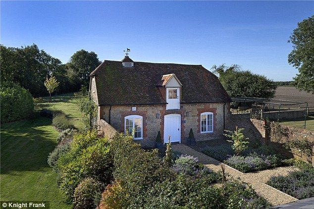 The property also has a two-storey coach house which comes with an open-plan kitchen, loun...