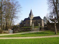 Eglise de Balleroy
