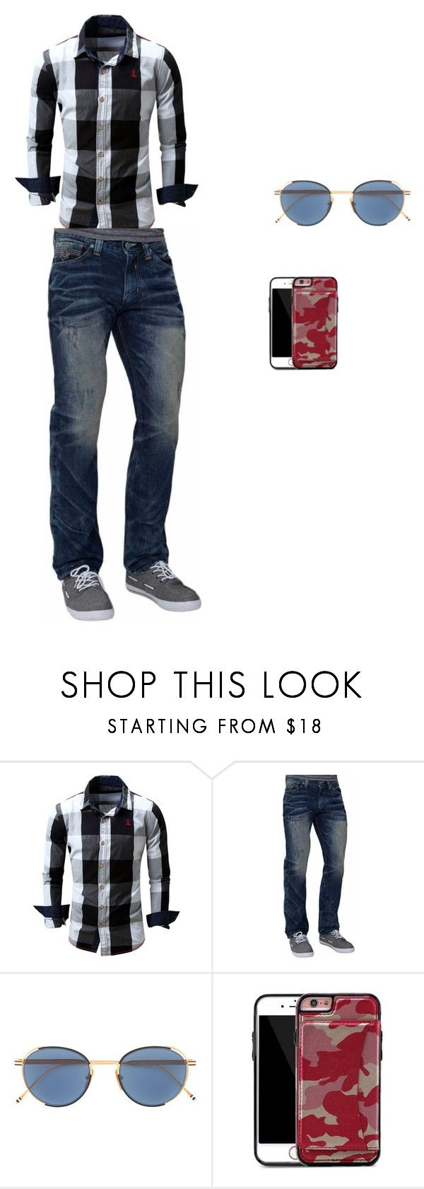 """everything outfit"" by jessiewhite-2 on Polyvore featuring Affliction, men's fashion and menswear"