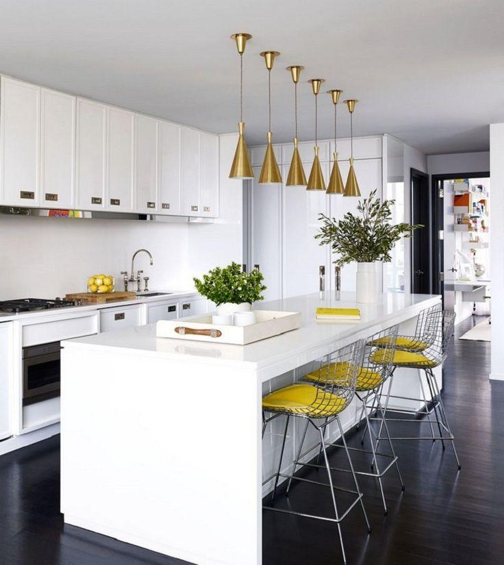 Die besten 25+ Kühlschränke im mitte des jahrhundertsstil Ideen - küche mit side by side kühlschrank
