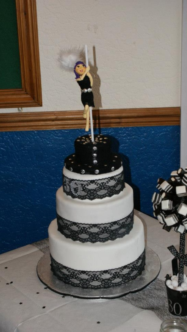 Pole Dancer Cake Design : pole dancing birthday cake My 30th party Pinterest ...