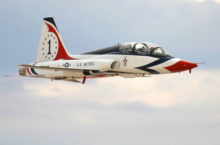 T-38 - Thunderbird One