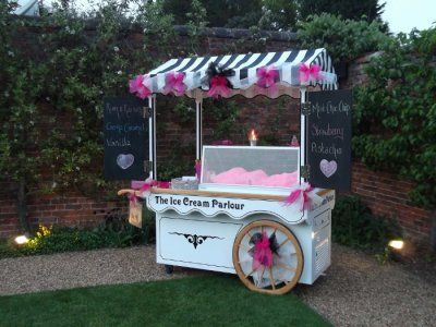 Ice Cream Cart and Tricycle Hire, Corporate Events, Shows & Festivals | Mobile Food and Drink Catering Services