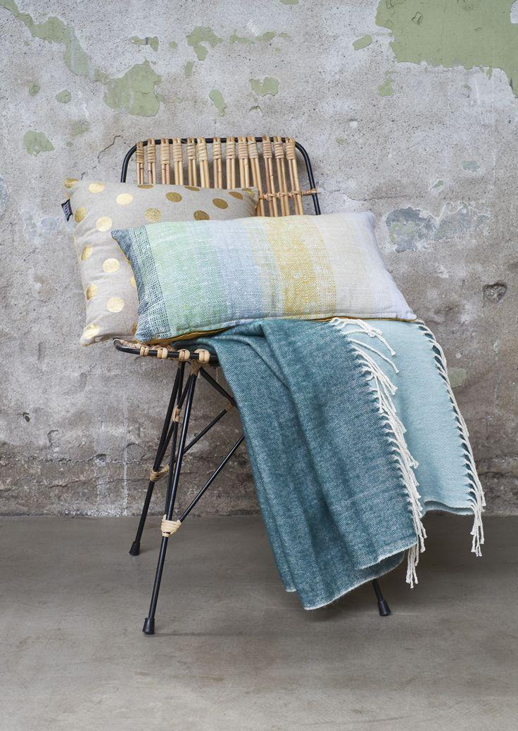 Kussens KAAT gecombineerd - NIEUWE COLLECTIE   Cushions KAAT   http://www.livengo.nl/beddengoed/sierkussens   #sierkussens #interieur #modern #livengo