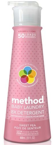 Method Laundry Detergent Baby in Sweet Pea $17.46 - from Well.ca