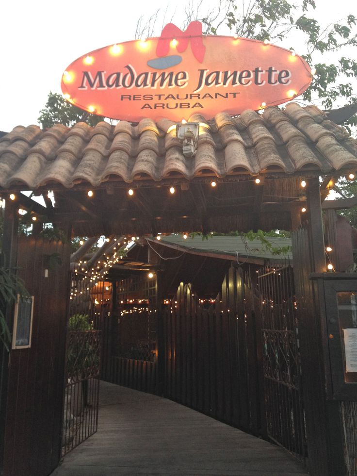 Madame Janette Aruba pictures - Google Search