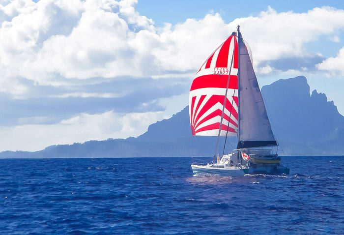 Woods Meander 40 Cruising Catamaran for sale by owner, Woods Meander 40 sailing catamaran for sale, Woods Meander catamaran for sale