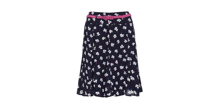 Review Australia - Clover Fields Skirt Midnight