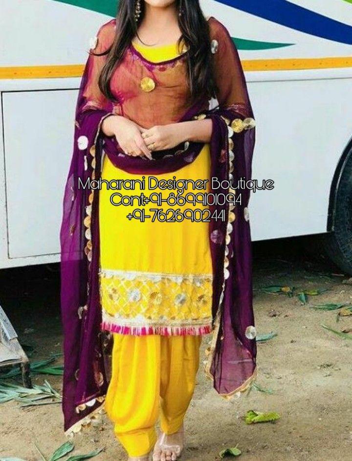 Punjabi Suit Buy Punjabi Patiala Suits For Women Online In 2020 Suits For Women Bollywood Outfits Punjabi Fashion