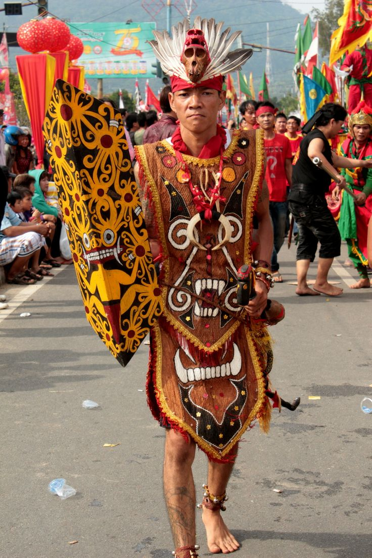#indonesia #capgomeh #singkawang #culture #chinese #tradition