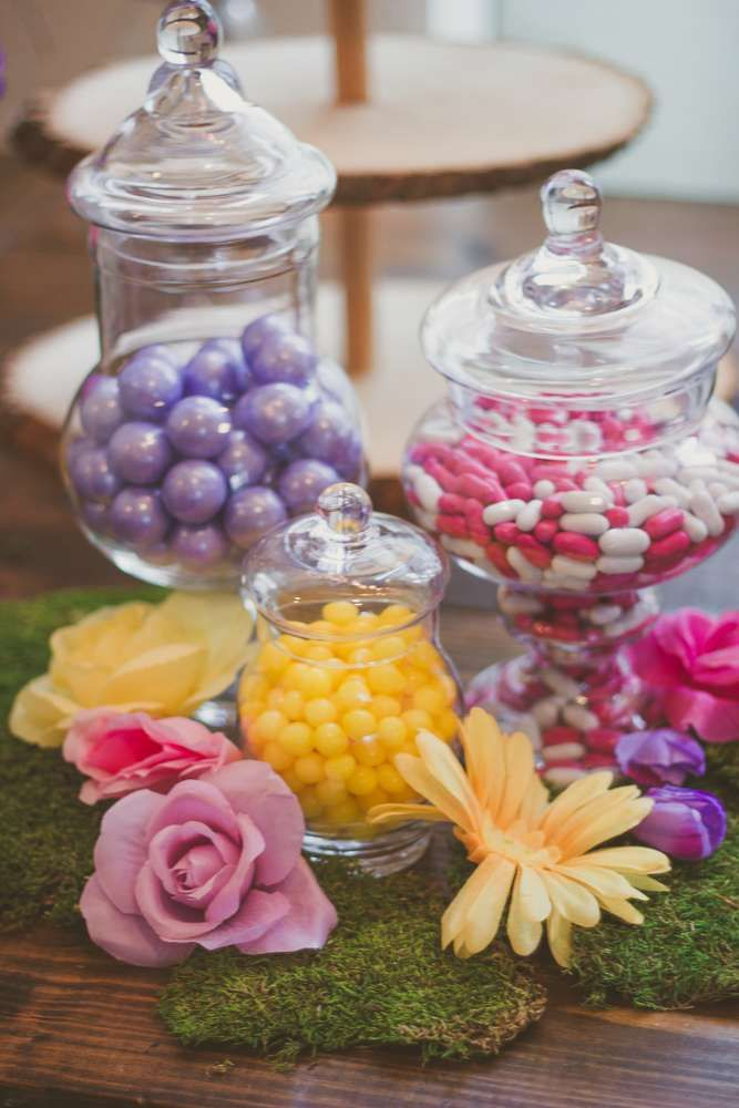 Rustic Rapunzel Birthday Party Ideas | Photo 7 of 20