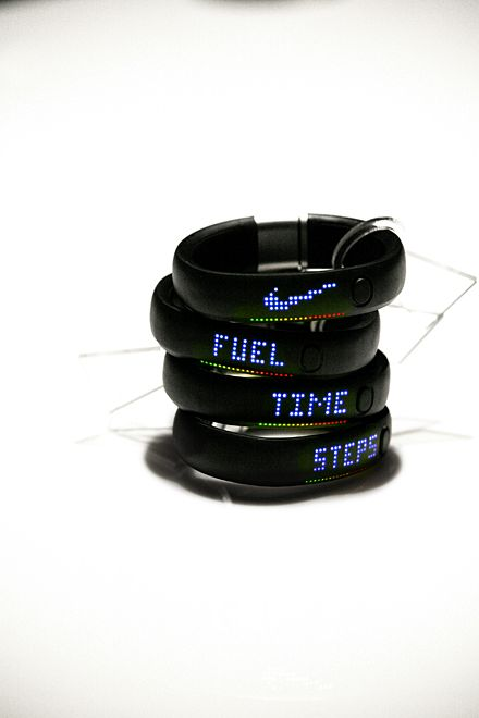 NIKE+ FuelBand. Want one SO bad!