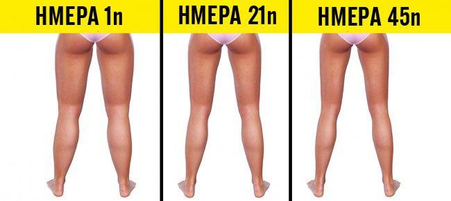 Κάντε αυτή την άσκηση 3 λεπτών πριν πέσετε για ύπνο και δείτε τα πόδια σας να αδυνατίζουν σε χρόνο μηδέν - Fanpage