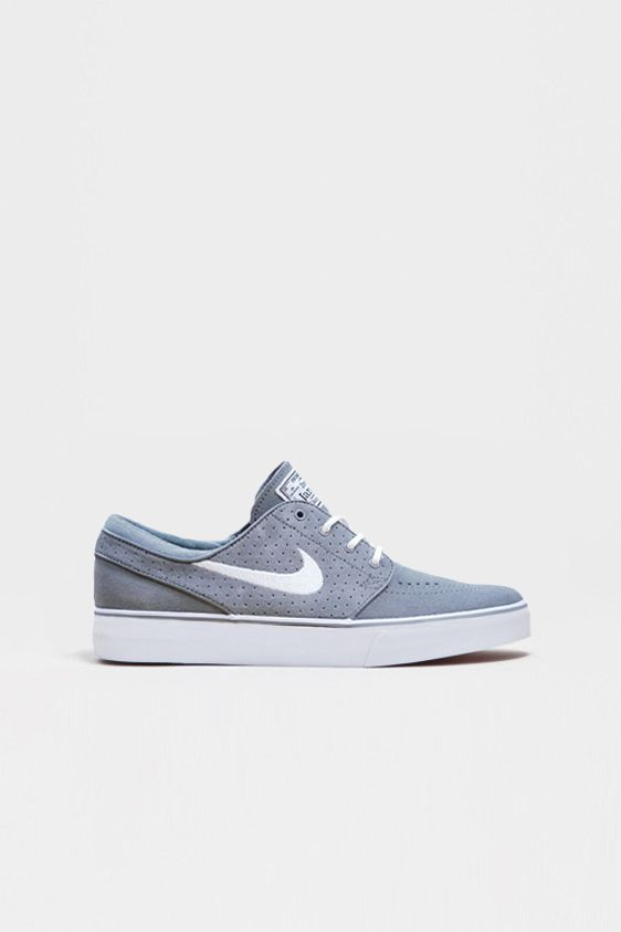 Nike SB Stefan Janoski Cool Grey | Men, Merken, Nike SB, Women €
