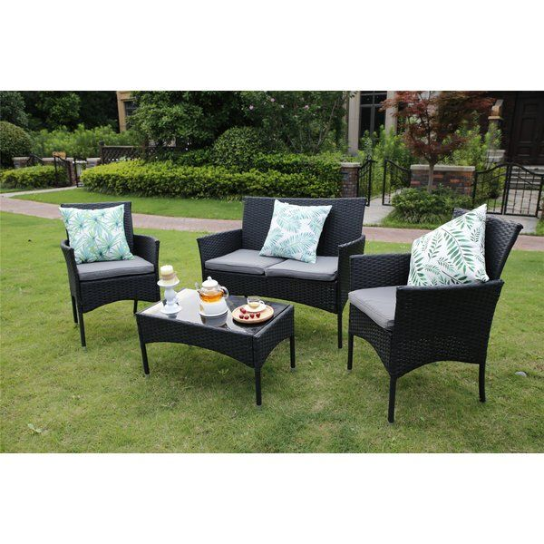 You'll love the Lynda 3 Seater Rattan Sofa Set with Cushions at Wayfair.co.uk - Great Deals on all Outdoor products with Free Shipping on most stuff, even the big stuff.