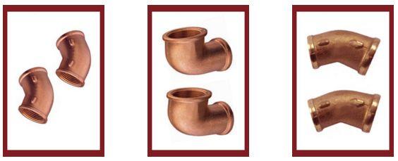 Bronze 45 Degree FF Elbow #Bronze45DegreeFFElbow #45degreeconduitelbow #elbow45degree #45degreeelbowtakeoff