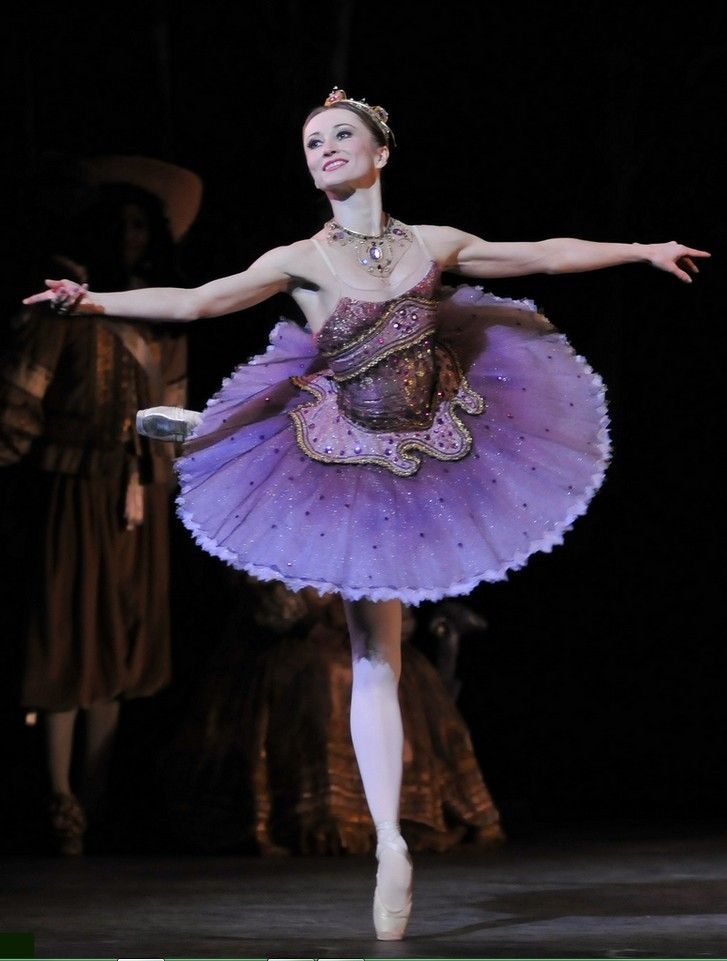 Daria Klimentova (Lilac Fairy)  English National Ballet's 'Sleeping Beauty'