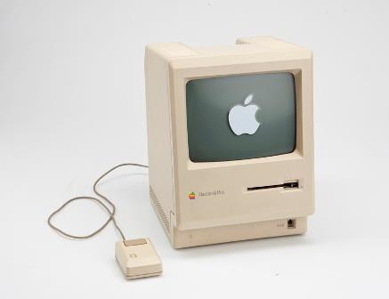My first computer.... My first MAC... love at first sight!