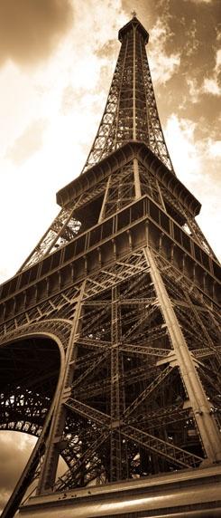PARIJS Eiffeltoren  gebouwd voor de wereldtentoonstelling