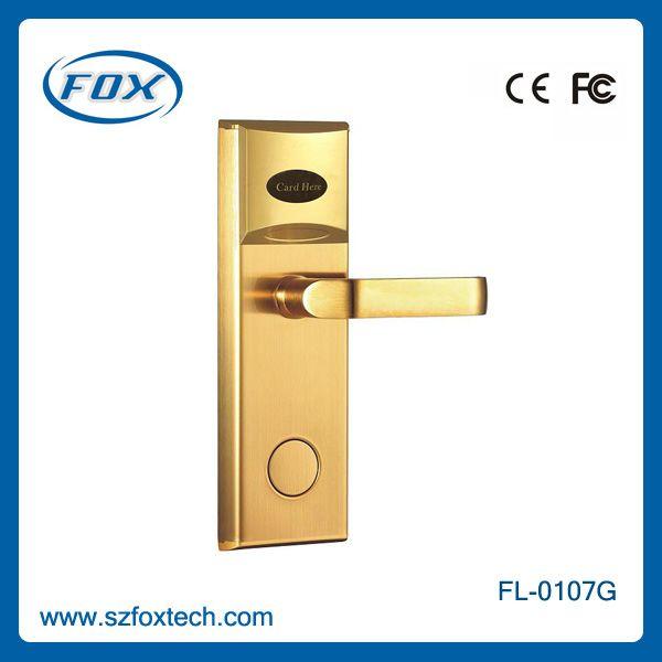 high quality hotel mifare card lock