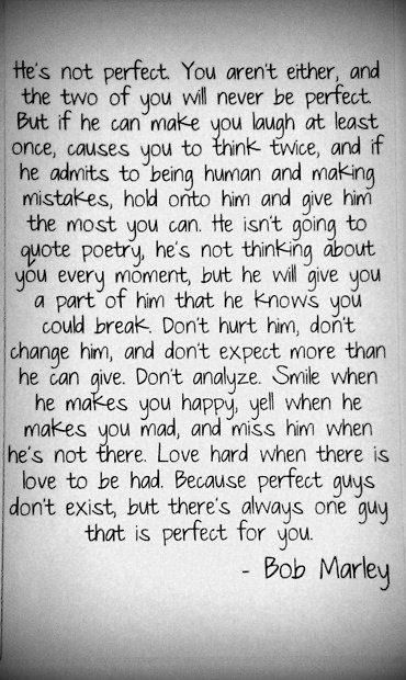 favorite Bob Marley quote