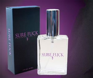 Sure F**k Cologne – 60% of the Time, It Works Everytime…