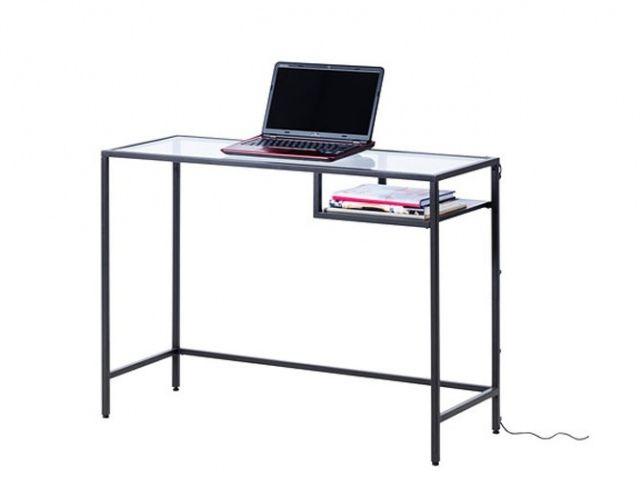 1000 id es sur le th me meuble console pas cher sur - Table ordinateur ikea ...
