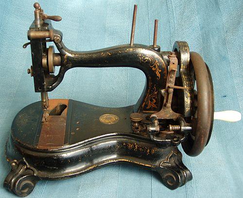 davis sewing machine serial numbers
