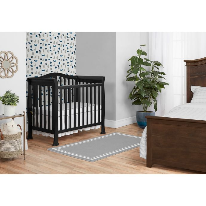 Dream On Me Naples 4 In 1 Convertible Mini Crib Buybuy Baby